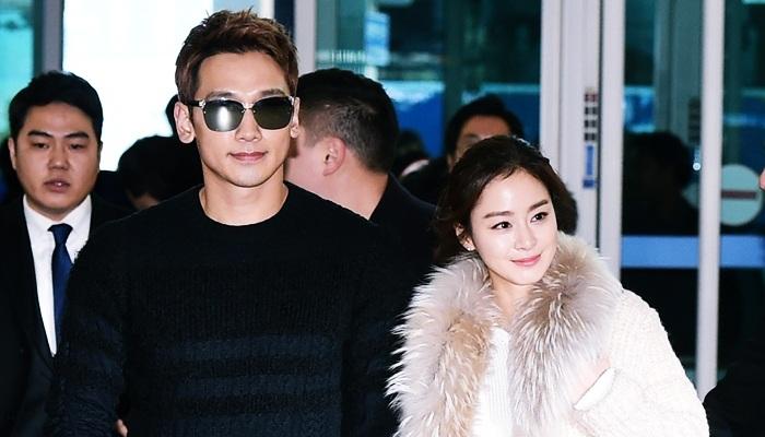 Debut Perdana Setelah Menikah, Rain-Kim Tae Hee Langsung Hiasi Cover Harper's Bazaar Korea