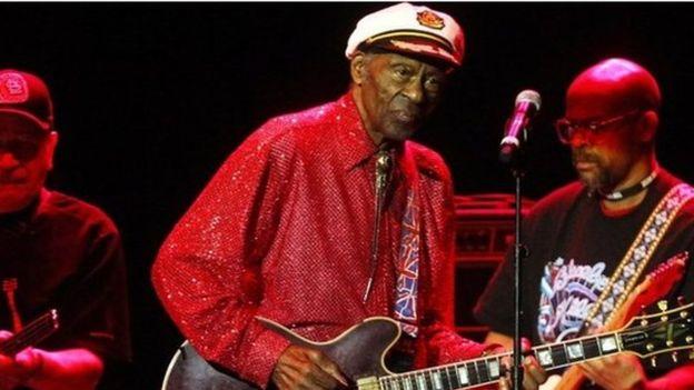 Chuck Berry. (Foto: BBC)