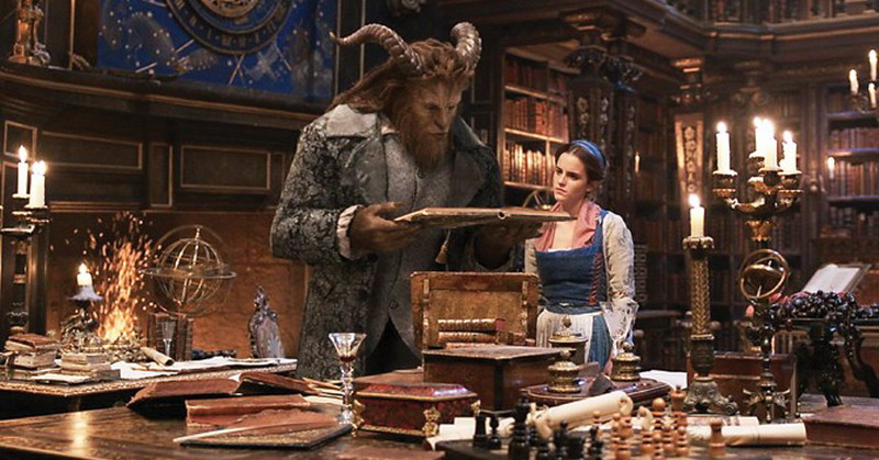Beauty and the Beast (Foto: Disney)