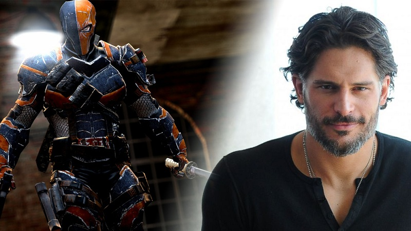Joe Manganiello sebagai Deathstroke. (Foto: Screengeek)