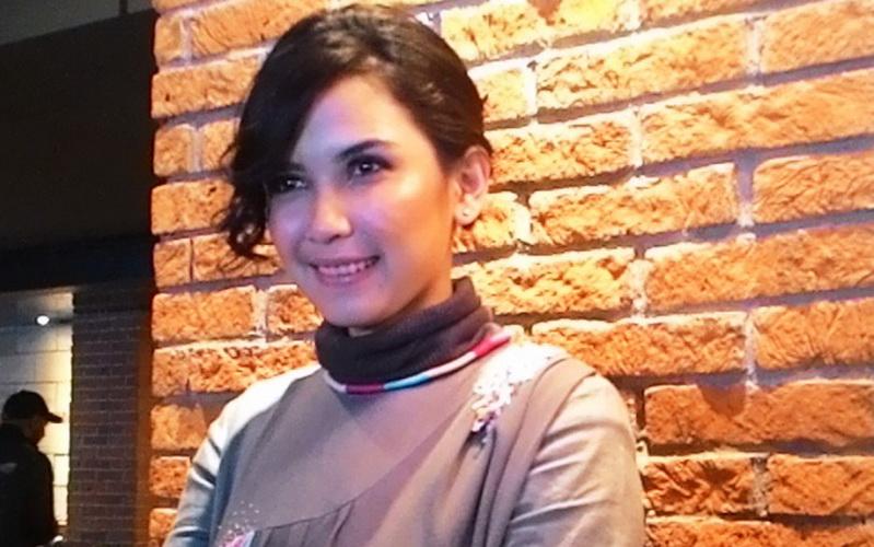 Dinda Kanya Dewi (Foto: Rima/Okezone)