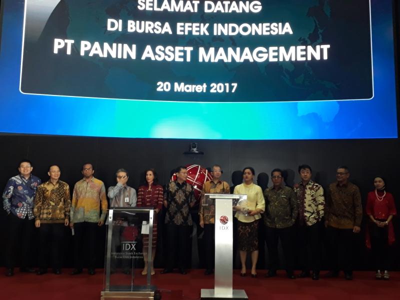 \Buka Perdagangan, Panin Asset Management Miliki 60 Ribu Investor di Ultah ke-6\