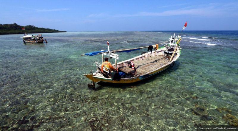 \Miris! Setahun Tak Melaut, Nelayan di Garut Makan 3 Hari Sekali\