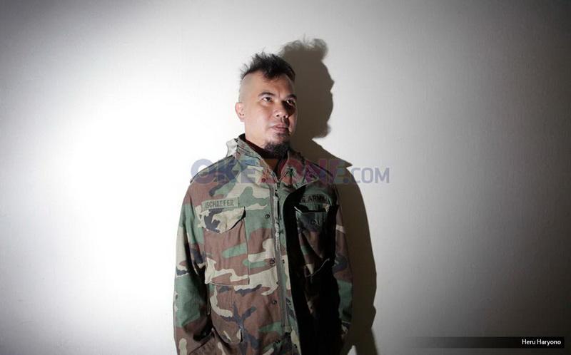 Ahmad Dhani (Foto: Okezone)