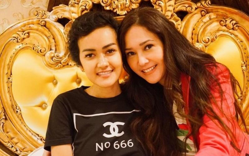 Jupe dan Maia (Foto: Instagram)