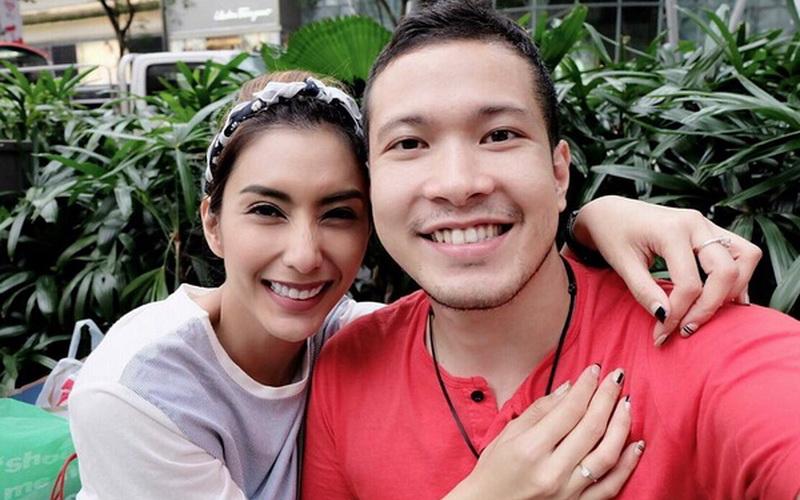 Tyas Mirasih dan Raiden (Foto: Instagram)