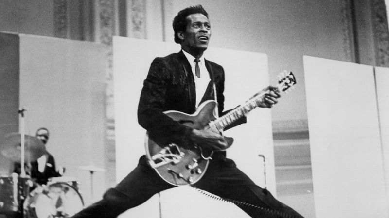 Chuck Berry (Foto: Metalsucks)