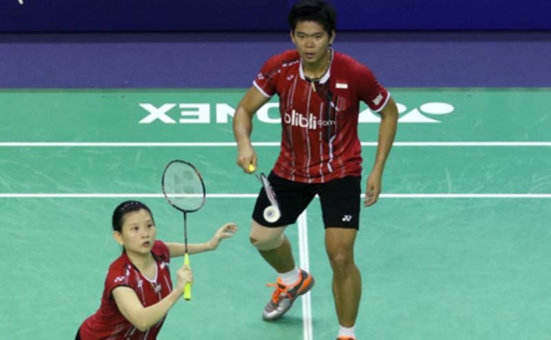 Praveen/Debby. (Foto: BadmintonIndonesia)