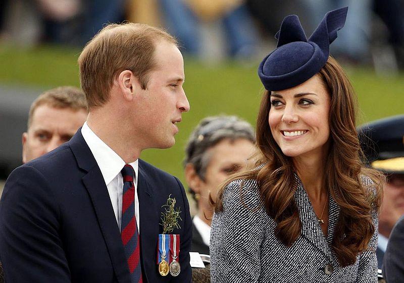 Mau Lihat Gimana Romantisnya Pengeran William dan Kate Middleton Jalan-Jalan di Paris!