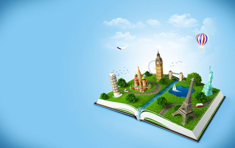 Itinerary Keliling 3 Negara di Eropa Selama 5 Hari