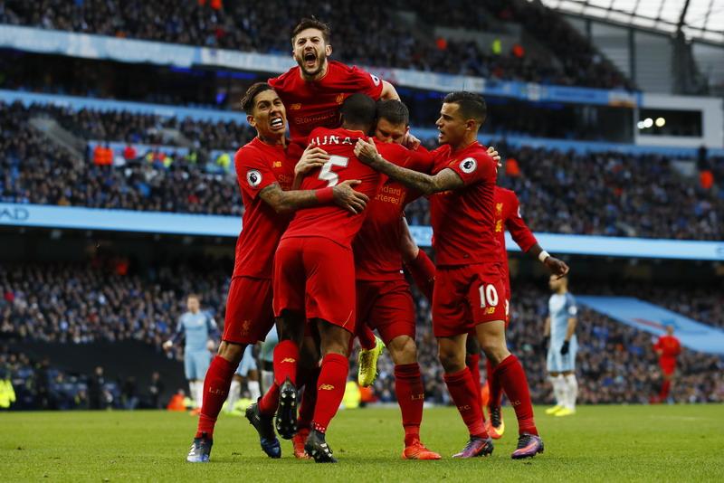 Liverpool superior saat menghadapi tim besar. (Foto: REUTERS/Jason Cairnduff)