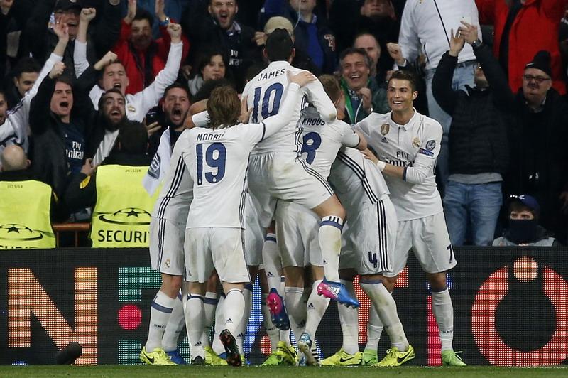 Madrid masih berada di puncak klasemen Liga Spanyol. (Foto: REUTERS/Susana Vera)