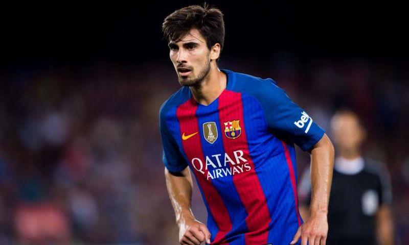 Pemain Barcelona, Andre Gomes (Foto: Calciomercato)