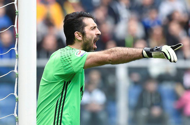 Gianluigi Buffon. (Foto: Giorgio Perottino/Reuters)