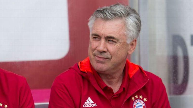 Carlo Ancelotti. (Foto: ESPN)