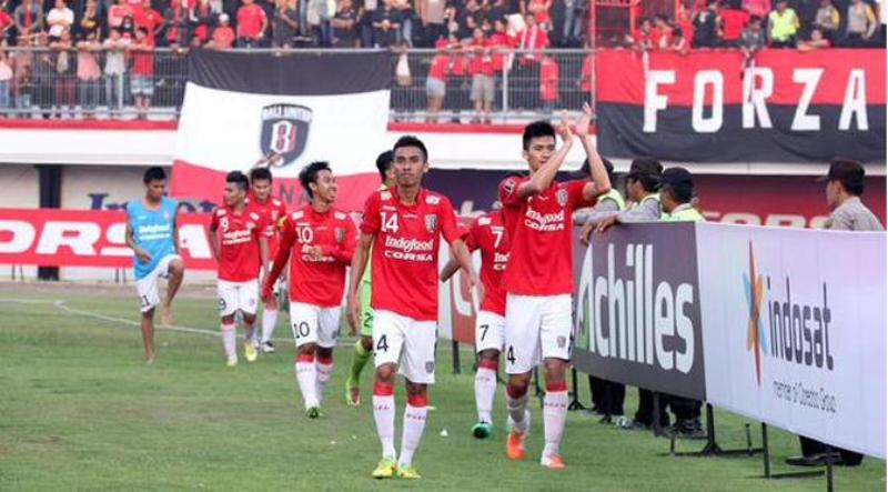 Bali United. (Foto: GTS)