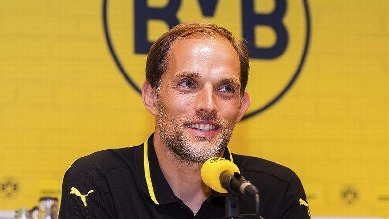 Pelatih Borrusia Dortmund, Thomas Tuchel (Foto: ESPN)