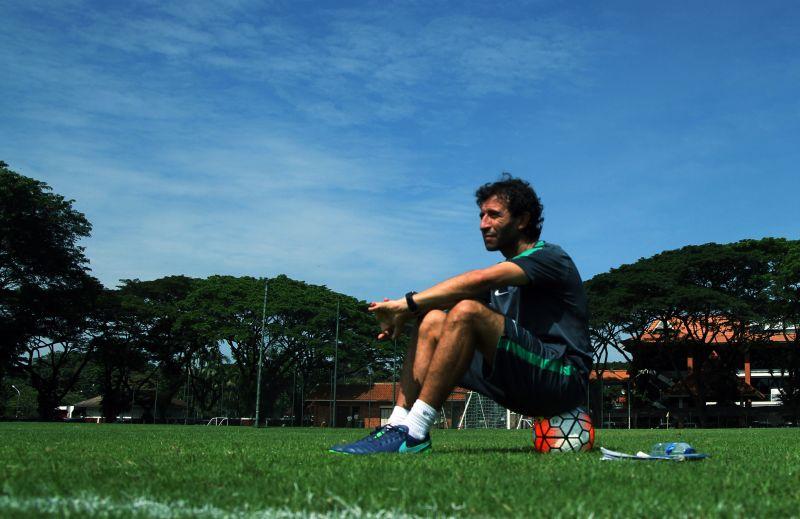 Pelatih Timnas Indonesia U-22, Luis Milla (Foto: PSSI)