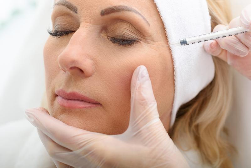 Hilangkan Kulit Wajah Keriput dengan Suntikan Botox Tipe A