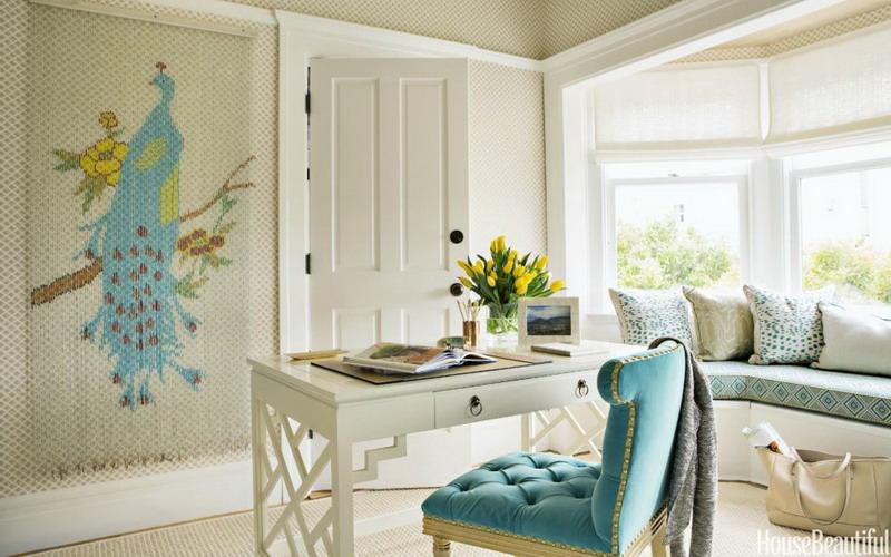 Terinspirasi Ingin Bekerja dari Rumah? Ini Lho Desain Canggih Dekorasi Rumah-Kantor Paling Hits!