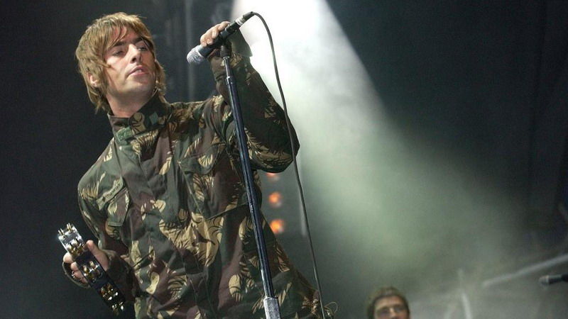 Liam Gallagher (Foto: The Sun)