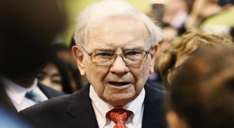 \Warren Buffett Sepak Bos Zara di Daftar Orang Terkaya   \