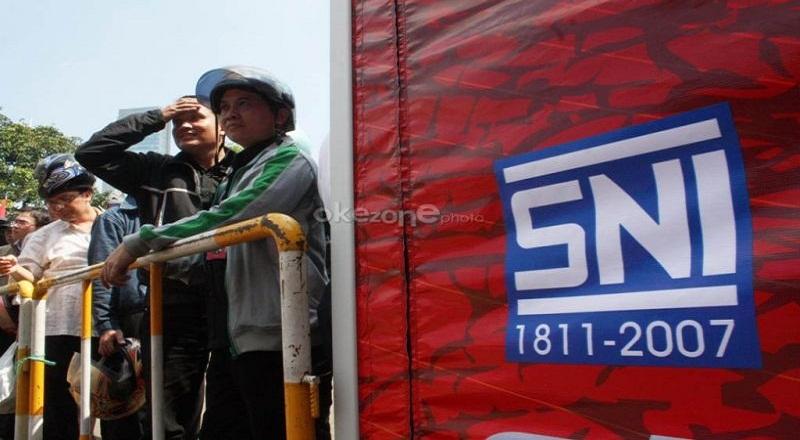 \Hanya 42% Produk di Indonesia Berstandar SNI, Jokowi: Ada yang Keliru!\
