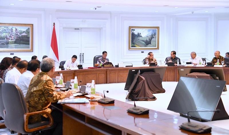 \Tingkatkan Ekonomi Kalimantan Utara, Ini Strategi Jokowi\