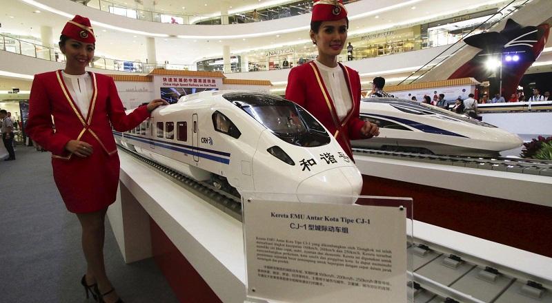 \Syarat Pencairan Dana Kereta Cepat dari China\