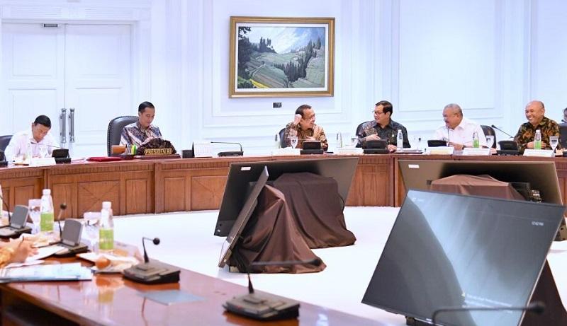 \Dipanggil Presiden Jokowi, Gubernur Kaltara Bahas Pelabuhan hingga Jalan\