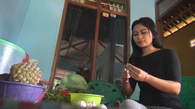 Andita Lela (Foto: Zen Arivin/Okezone)