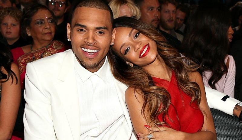 Chris Brown dan Rihanna. (Foto: Inquisitr)