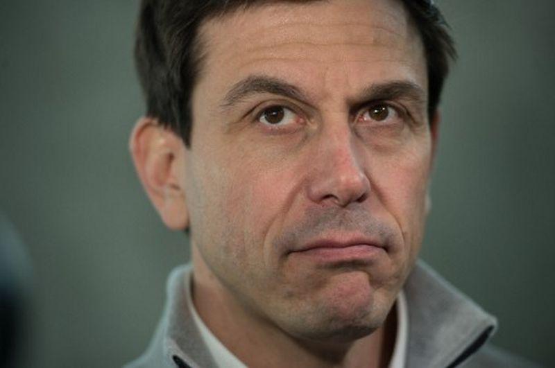 Bos Mercedes, Toto Wolff (Foto: Oli Scarff / AFP)