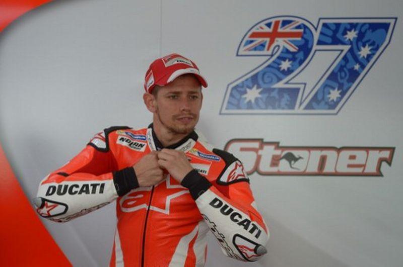 Legenda MotoGP, Casey Stoner (Foto: Mohd Rasfan / AFP)