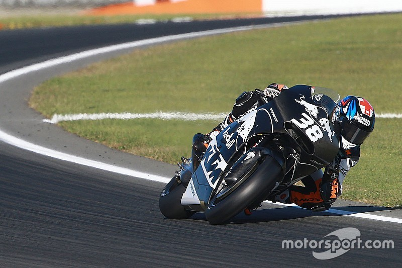 Bradley Smith. (foto:Motorsport)
