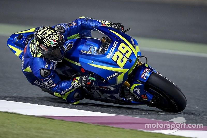 Andrea Iannone. (foto:motorsport)