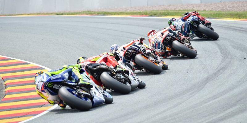 Balap MotoGP. (foto:AFP)