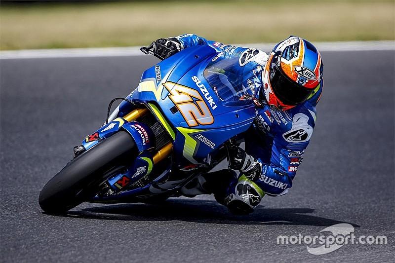 Alex Rins. (foto:Motorsport)