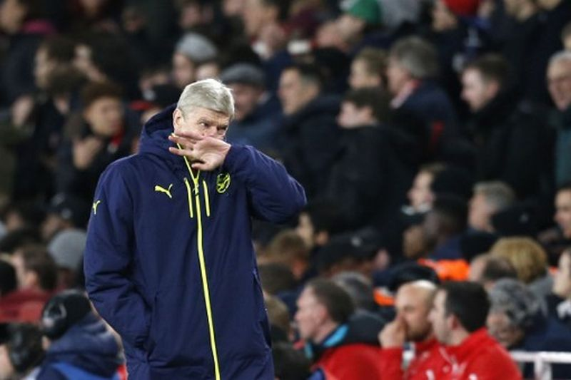 Pelatih Arsenal, Arsene Wenger (Foto: Ian Kington / AFP)