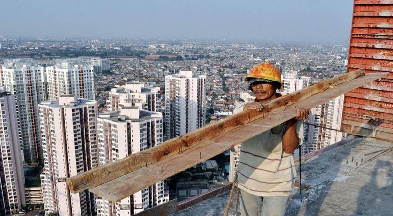 \Aturan Baru Jasa Konstruksi Batasi Porsi Tenaga Kerja Asing\