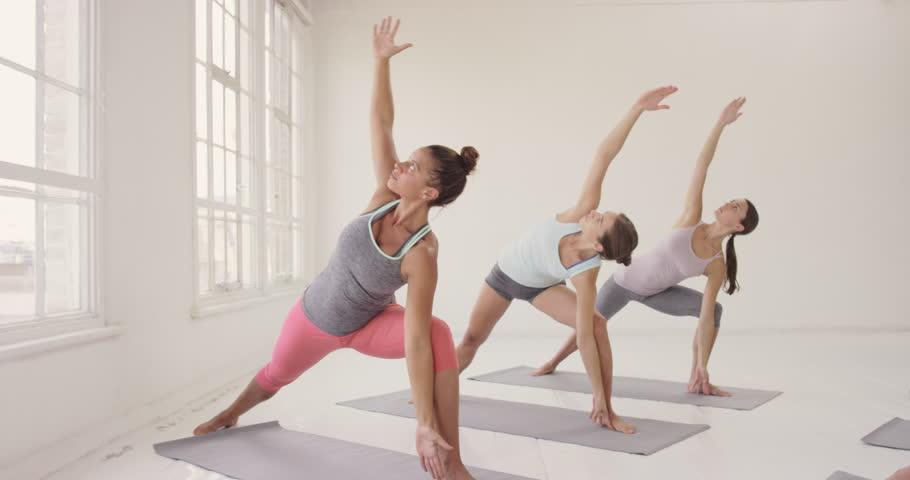 Latihan Yoga Bisa Bikin Bahagia, Ah Masa?