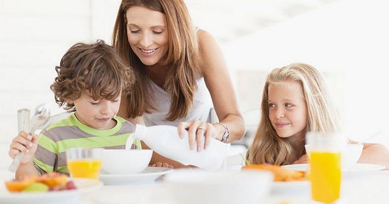 Sarapan Sehat Setiap Hari Buat Anak Lebih Pintar