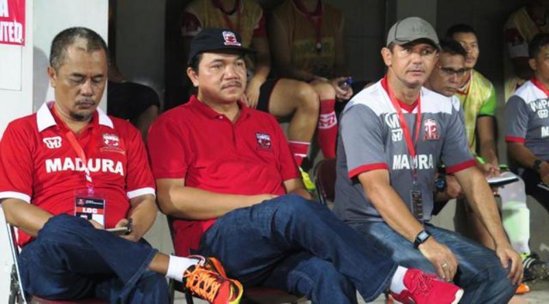 Madura United. (Foto: Bolamania)