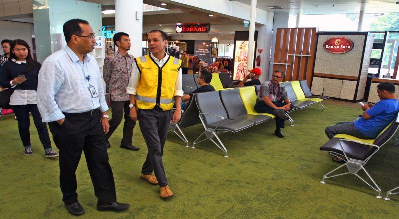 \Stasiun Adi Soemarmo Harus Dibangun Dekat Bandara\