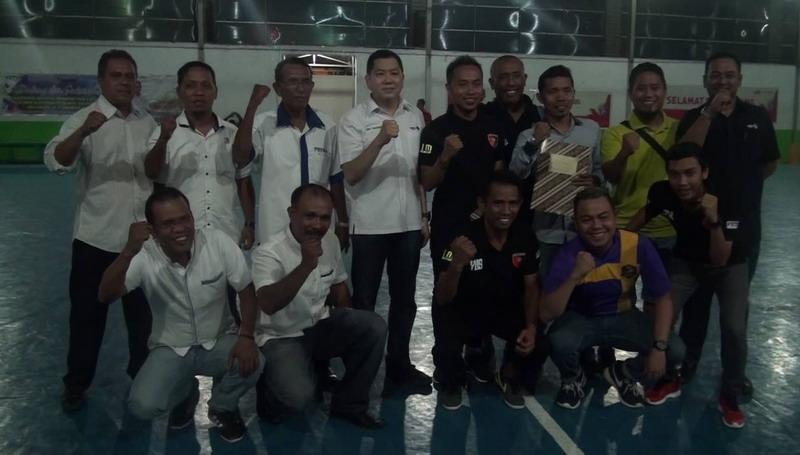 Hary Tanoe saat mengunjungi Maluku. (Foto: MNC Media)