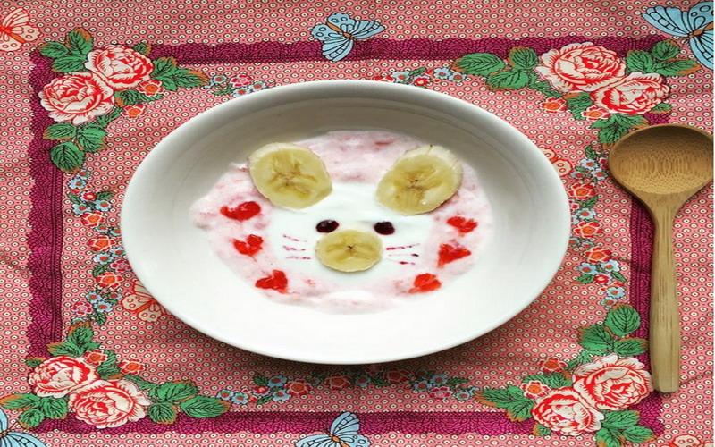 Cantiknya Yogurt Art yang Lagi Populer, Yakin Mau Makan?