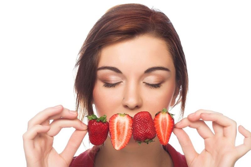 Ini 3 Manfaat Stroberi untuk Kecantikan yang Belum Diketahui