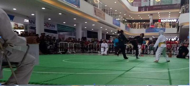 Indonesia posisi dua turnamen silat internasional. (Foto: Istimewa)