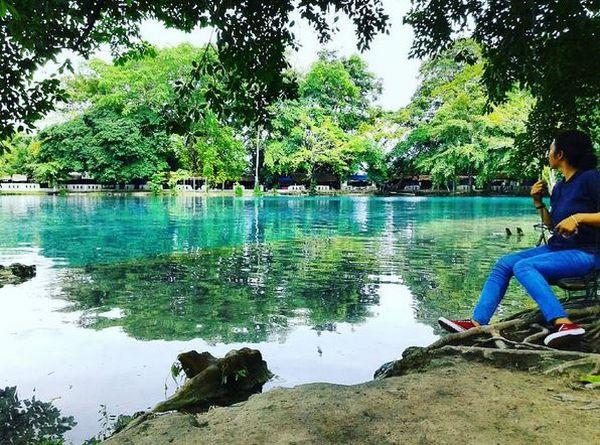 Cantiknya, Danau Linting di Sumatera Utara