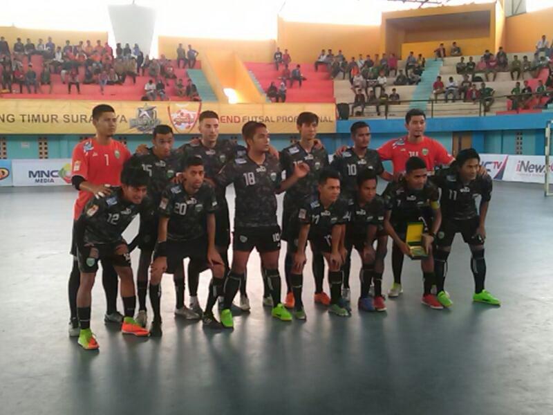 Vamos FC sukses tundukkan BJL 5-4. (Foto: MNC Media)